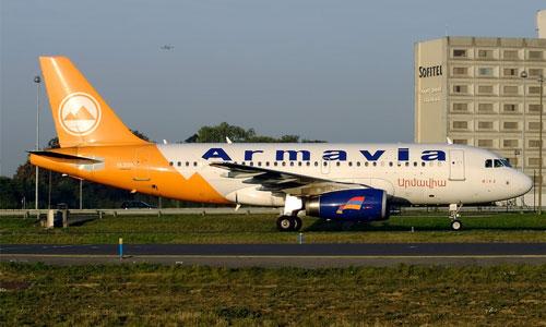 Дешевые авиабилеты в Ереван расписание самолетов купить